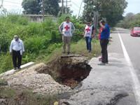 Recorre Cruz Roja las zonas de riesgo