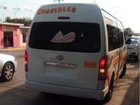 Transportes Chontales circulan sin permiso