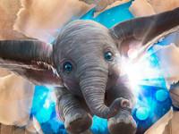 """Dumbo"" vuela al primer lugar  de la taquilla"