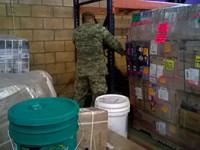 Asegura el Ejército 108  kilos de metanfetamina