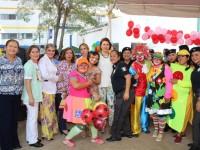 Celebra Dea Isabel el 'Día del Niño'