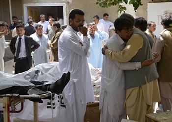 ¡Atentado en Pakistán!