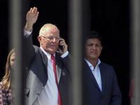Arrestan al ex presidente de Perú Pedro  Kuczynski