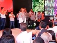 Buscará Elba Esther  dirigencia del SNTE