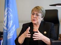 Acompañará ONU en la  reglamentación de la GN