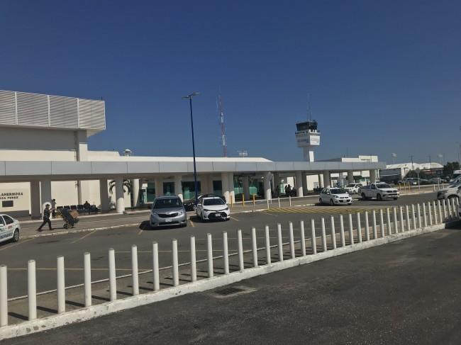 Repuntará movilización en el aeropuerto durante  Semana Mayor: Gambia