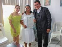 Matrimonios colectivos  promueven unidad familiar