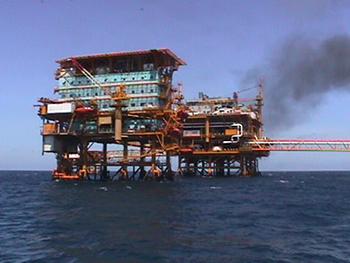 Plataformas marinas  dejan graves problemas