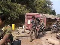 Ataque maoísta en el oeste de la India