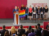 Decretan Día Nacional contra la  homofobia, lesbofobia y bifobia