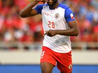 Gran inicio de Haití en Copa Oro