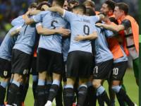 ¡Uruguay arrolló a Ecuador!