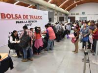 Bolsa de trabajo a disposición  de Sener, Pemex y empresas