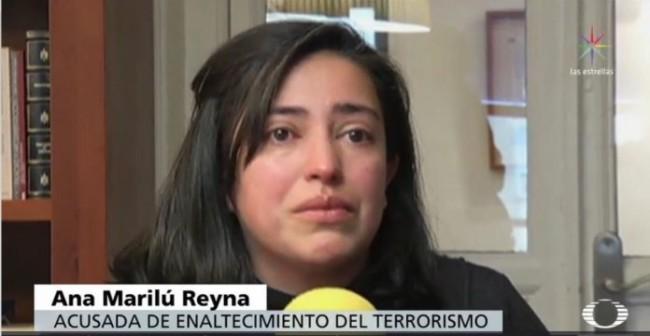 Enjuician a  presunta  mexicana  yihadista