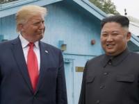 Reavivaron Trump y  Kim esperanza de paz
