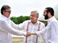 México y El Salvador, ejemplo  de cooperación en el mundo