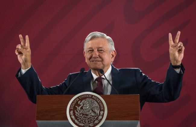 López Obrador, en el Top 5 de los presidentes mejor evaluados