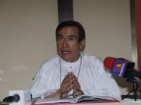 Exhorta Obispo a México a dialogar con países de CA