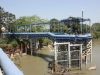 Peligroso aumentar la presión de agua