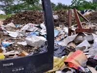 Basurero, fuerte  amenaza en Jalapa