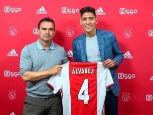 Presentan a Álvarez