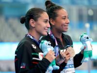 México con bronce en el mundial de natación