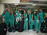 Atletas comienzan a llegar a Lima para los Panamericanos
