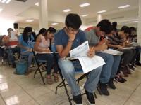 Presentaron mil 187 jóvenes examen para ingresar a UTTAB
