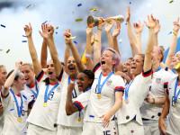 ¡Estados Unidos, campeona mundial!
