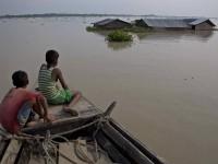 Inundado el sur de Asia