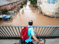 Brasil golpeado por un temporal