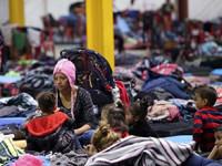Bachelet alza la  voz por migrantes