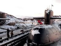 Arde submarino