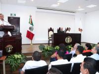 Ratifica Adán respeto a la  autonomía del Poder Judicial