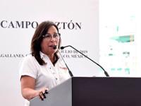 Construcción de refinería avanza conforme a plan de trabajo: Rocio Nahle