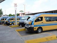 Aplican operativos a los transportistas
