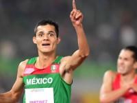¡Oro 22 para México!