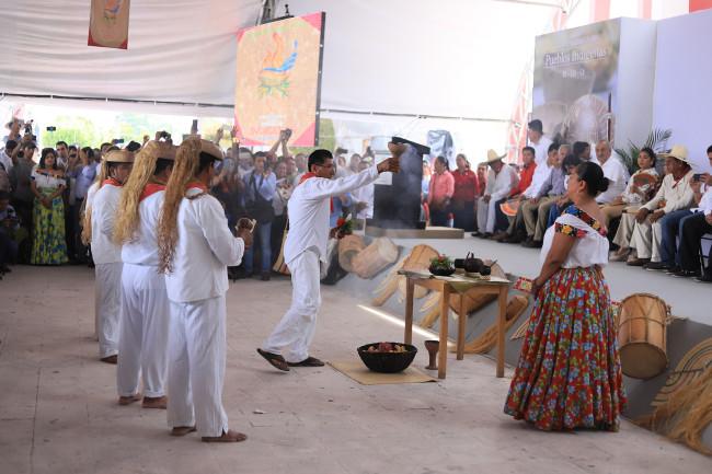 Urge que pueblos indígenas  se auto reconozcan: Cenepred