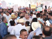 Anuncian obras en beneficio  de los habitantes de La Isla