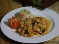 Delicias Tabasqueñas, en 'La Hacienda' del hotel Viva