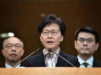Líder de Hong Kong  promete diálogo
