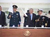 Sostienen Fuerzas Armadas  la estabilidad política,  económica y social del país
