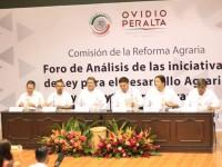 Certeza jurídica para ejidatarios de México