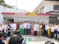 Abren Posada AME   para embarazadas de  localidades apartadas