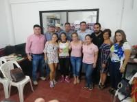10 kilómetros por las calles de Huimanguillo