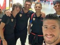 """Chicharito"" en Europa League"