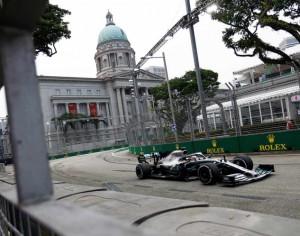 Hamilton  vuelve al  mando en Fórmula 1