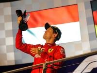 ¡Vettel vuelve  a ganar en F1!