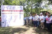 100 mdp para reconstrucción  de la vía Balancán-El Triunfo