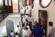 Participa Tabasco en el  macrosimulacro nacional